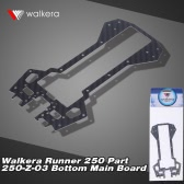 Original Walkera Runner 250 FPV Quadcopter Parts Runner 250-Z-03 Bottom Main Board