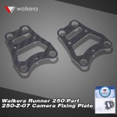 Original Walkera Runner 250 FPV Quadcopter Parts Runner 250-Z-07 Camera Fixed Plate