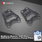 Original Walkera Runner 250 FPV Quadcopter Parts Runner 250-Z-07 Camera Fixed Plate