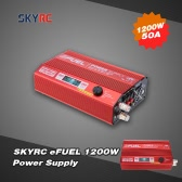 Original SKYRC eFUEL 1200W 50A AC 100-240V to DC 15-30V Power Supply for RC Quadcopter Battery Charger