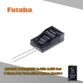 Original Futaba R2008SB 2.4GHz  8 Channel High Voltage S-FASS/FHSS S.BUS Receiver