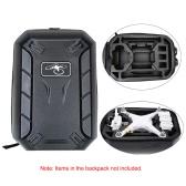 Travelling Shockproof Waterproof Shoulder Backpack Hard Case Bag for DJI Phantom 3 Quadcopter
