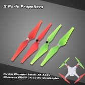 2 Pairs 9443 CW/CCW Propellers for DJI Phantom 2 Phantom 2V+ Phantom 3 XK X380 Cheerson CX-20 CX-22 RC Quadcopter