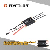 Original Flycolor 90A 2S-6S Brushless Electronic Speed Controller ESC with 5.5V/5A Switch BEC for RC Boat Models