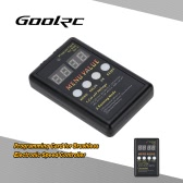 GoolRC Programming Card for Brushless Electronic Speed Controller