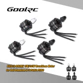 GoolRC 4Pcs X2212 950KV CW/CCW Brushless Motor for DJI Phantom 2 3 F450 F550 Quadcopter Multirotor