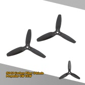 5042 Carbon Fiber 3-blade Propeller CW CCW for Parrot Bebop 3.0 Quadcopter