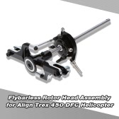 Flybarless Rotor Head Assembly for Align Trex 450 DFC 6CH 3D RC Helicopter
