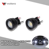 2Pcs Original Walkera Runner 250 FPV Quadcopter Parts White LED Light Runner 250-Z-32