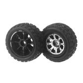 Original Wltoys A949 1/18 Rc Car Left Tire A949 01 Part for Wltoys RC Car Part
