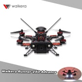 Original Walkera Runner 250 Advance GPS Backpack BNF Drone with 800TVL Camera/GPS RC Quadcopter without Transmitter