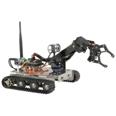 GFS Robot Wifi Smart DIY Crawler RC Robot Tank