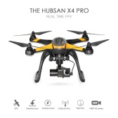 Original Hubsan X4 Pro H109S 5.8G FPV Drone with 1080P HD Camera H7000 Smart Transmitter 3 Axis Gimbal GPS RTF RC Quadcopter High Edition