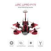 Original JJRC JJPRO P175 FPV Racing Drone Skyline32 5.8G 600mW 48CH Raceband 800TVL HD Camera RC Quadcopter Multicopter ARF