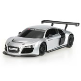 Original RASTAR 46800 27MHz 1/24 AUDI R8 LMS RC Super Sports Car Simulation Model RTR
