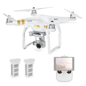 DJI Phantom 3 SE Wifi FPV RC Quadcopter Fly More Combo - RTF