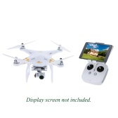 Origine DJI Phantom 3 Version Professional FPV RC Quadcopter avec 4K Caméra HD Auto-décollage / Auto-retour à la maison / Failsafe RTF Drone