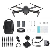 DJI Mavic Pro Foldable Obstacle Avoidance Drone FPV RC Quadcopter Fly More Combo - US Plug