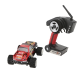 Original WLtoys A212 1/24 2.4G Electric Brushed 4WD RTR RC Monster Truck