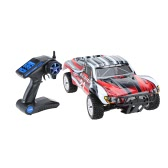 Originally HSP 94170 1/10 4WD Electronic Powered Brushed Motor RTR Short Course & 2.4GHz Transmitter