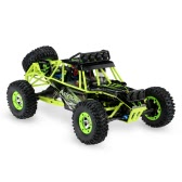 Original Wltoys 12428 1/12 2.4G 4WD Electric Brushed Crawler RTR RC Car