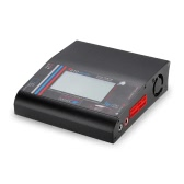 T610AC DC 120W Balance Charger Discharger with LCD Touch Screen for LiPo LiFe NiCd NiMH liIon Pb Battery