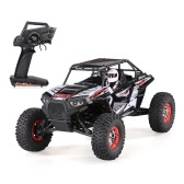 Original WLtoys 10428-B2 1/10 2.4G 4WD Electric Rock Crawler Off-Road Buggy Desert Baja RC Car RTR