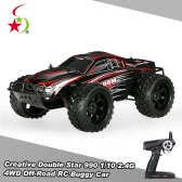 Creative Double Star 990 1/10 2.4G 4WD Rock Crawler Off-road Truggy RC Monster Truck Buggy Car RTR