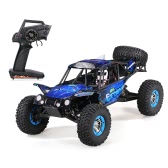 Original WLtoys 10428-C2 1/10 2.4G 4WD Electric Rock Crawler Off-Road Buggy Desert Baja RC Car RTR