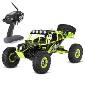 Original WLtoys 10428 1/10 2.4G 4WD Electric Brushed Crawler RTR RC Car