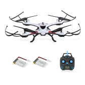 JJRC H31 2.4G  Waterproof RC Quadcopter Two Battery combo