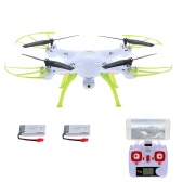 Original SYMA X5HW 0.3MP Camera Wifi FPV Drone Height Hold CF Mode RC Quadcopter with One Extra Battery RTF