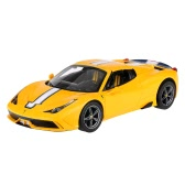 Original Rastar 74500 1/14 Ferrari 458 Speciale A Convertible Version Drift RC Car