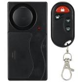 Wireless Remote Control Vibration Alarm Home House Security Door Window Car Sensor Detector