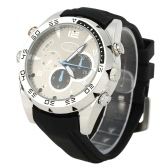 1080P Hidden Spy Wrist Waterproof Watch
