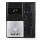 KKmoon HD 720P Doorbell Wireless WIFI Video Door Phone