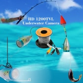 50M HD 1200TVL CCTV Camera Underwater Fish Finder for Ice/Sea/River Fishing