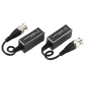 1 Pair 720P 1080P Video Balun AHD CVI TVI Coax to UTP Cat5 Cat6 Connector for CCTV Camera