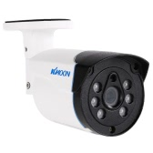 "KKmoon   960P HD IP Camera 1.3MP 6pcs Array IR Infrared Lamps 1/3"" CMOS 3.6mm Indoor Outdoor Waterproof Night Vision For CCTV Surveillance"