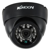 KKmoon  960P AHD Dome Surveillance Camera 1.3MP 3.6mm 1/3'' CMOS 24 IR LEDS Night Vision IR-CUT Indoor CCTV Security NTSC System