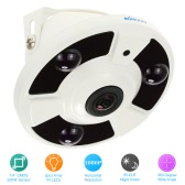 KKmoon HD 1080P 1.7mm Fisheye 360° Panoramic Security CCTV Camera Home Surveillance NTSC System