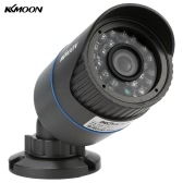 "KKmoon  960P AHD Analog Bullet CCTV Camera 1.3MP 3.6mm 24 IR LEDS 1/3"" CMOS Sensor Outdoor Night Vision Waterproof Security PAL System"
