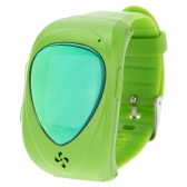 Smart Kid Safe GPS Watch Wristwatch SOS Call Monitor Location Finder Locator Monitor Baby