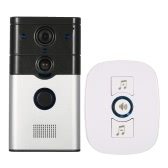 720P Wireless Phone Visual Intercom Doorbell