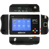 KKmoon 3.5inch CCTV Onvif IP Camera Tester Touch Screen Monitor PTZ/WIFI/FTP Server/IP Scan/Port Flashing/DHCP