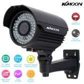 "KKmoon TP-E225iRE Security Camera Waterproof Outdoor CCTV 1/3"" Sony CMOS 1200TVL 72IR LED IR-CUT 2.8~12mm Zoom Varifocal"