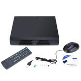 4CH P 720 / 960H CCTV DVR grabadora de Video Standalone H.264 HD con mando a distancia