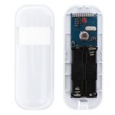 Wireless Mini PIR Infrared Passive Sensor Motion Detector Alarm System