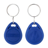 100pcs RFID TK4100 125KHz Proximity Door Control Entry Access EM Key Chain Card