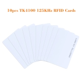 RFID TK4100 125KHz Proximity Door Control Entry Access EM card-0.9mm-10pcs